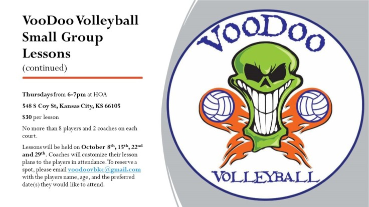 VooDoo Volleyball small group lessons cont. (1)